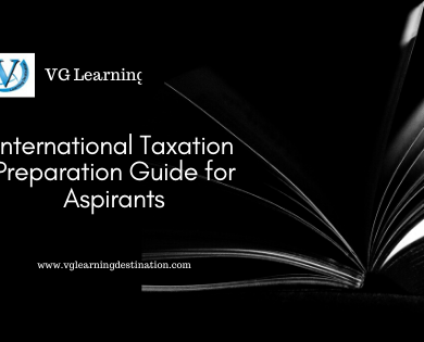 international taxation exam preparation guide for 2020